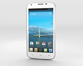 3D model of Huawei Ascend Y600 White