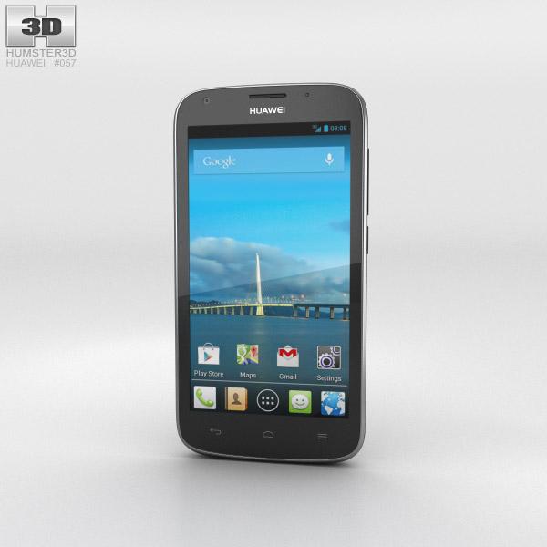 Huawei Ascend Y600 Black 3D model