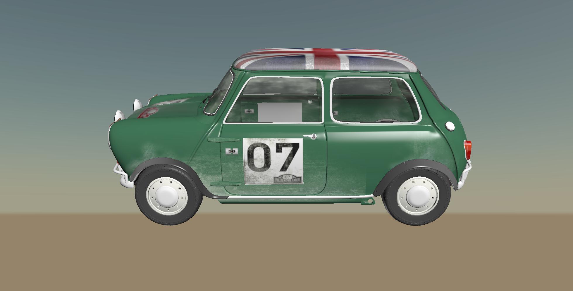 Model of Mini