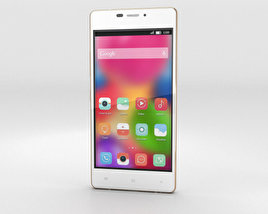 Gionee Elife S5.1 White 3D model