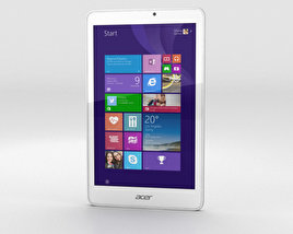 3D model of Acer Iconia Tab 8 W