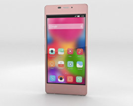 3D model of Gionee Elife S5.1 Pink