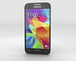 Samsung Galaxy Core Prime Black 3D model