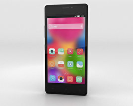 3D model of Gionee Elife S5.1 Black