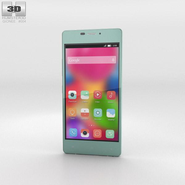 Gionee Elife S5.1 Mint Green 3D model