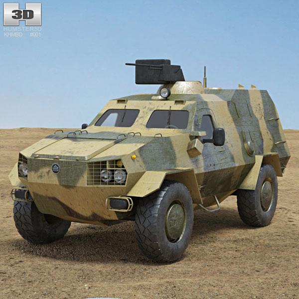 Dozor-B 3D model