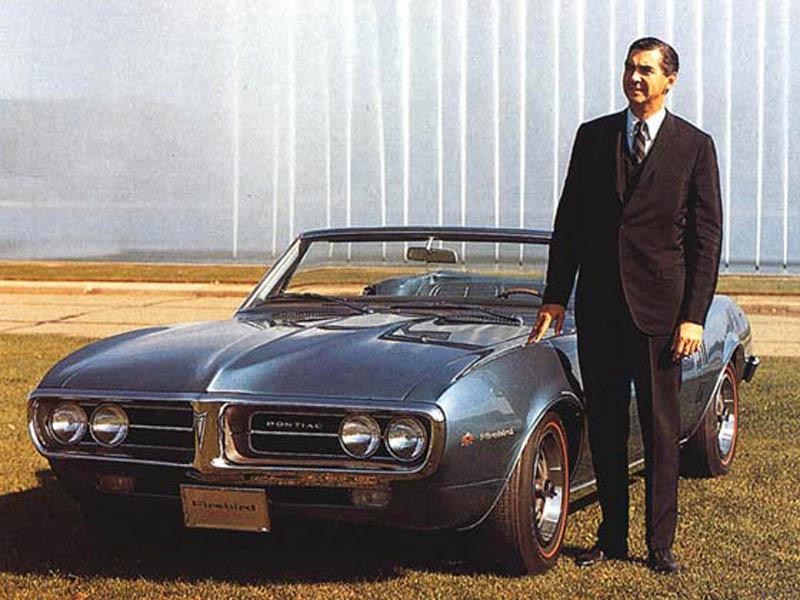 Pontiac GTO and James Bond