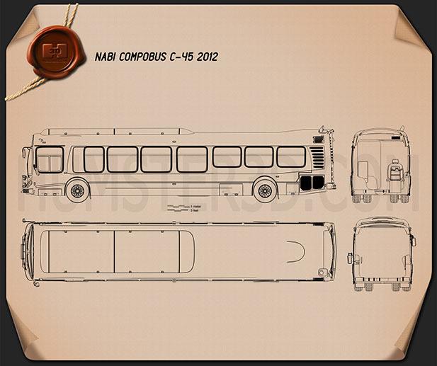 NABI CompoBus C 45 2013 Blueprint