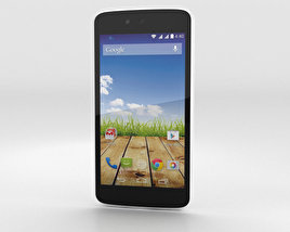 Micromax Canvas A1 Serene White 3D model