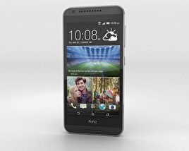 3D model of HTC Desire 620G Tuxedo Grey