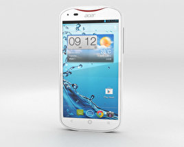 3D model of Acer Liquid E2 White