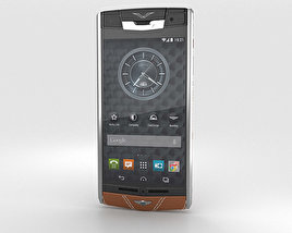 3D model of Vertu Signature Touch for Bentley