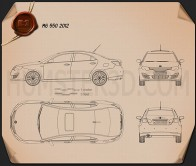 MG 550 2012 Blueprint