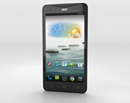 3D model of Acer Liquid S1 White