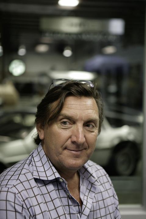 Stephen Wynne, the follower of John DeLorean