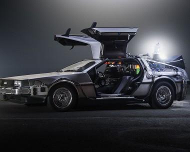 DeLorean design