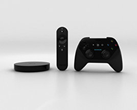 3D model of The Nexus Player