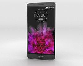 LG G Flex 2 Platinum Silver 3D model