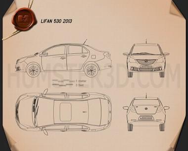 Lifan 530 2013 Blueprint