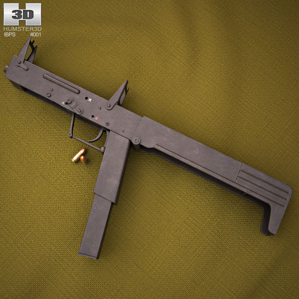 PP-90M 3D model