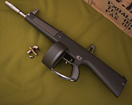 3D model of AA-12