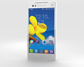 3D model of Lenovo A788T White
