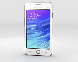 3D model of Samsung Z1 White