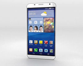 3D model of Huawei Ascend GX1 White