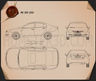 MG 350 2013 Blueprint