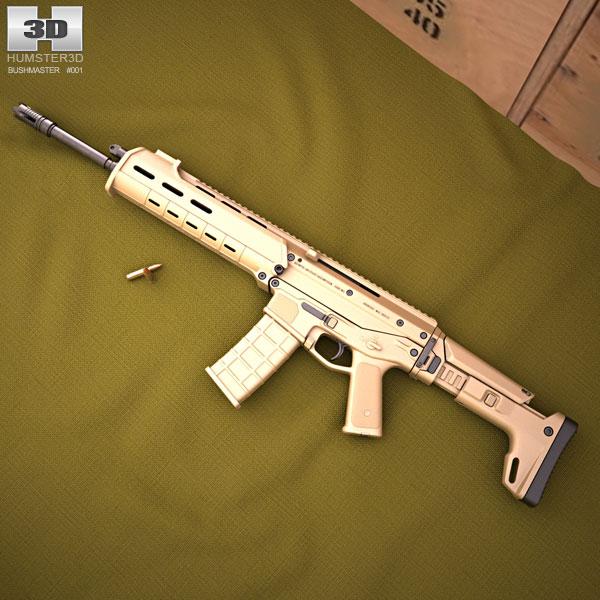 Adaptive Combat Rifle 3D model