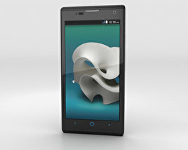 3D model of ZTE Kis 3 Max Black