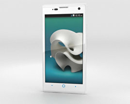 3D model of ZTE Kis 3 Max White
