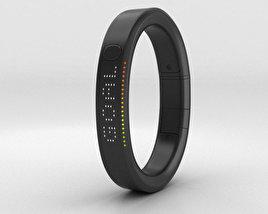 Nike+ FuelBand SE Black 3D model