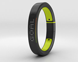3D model of Nike+ FuelBand SE Volt
