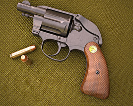 3D model of Colt Cobra
