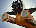Space Shuttle Atlantis 3d model