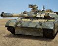 T-84U Oplot 3d model
