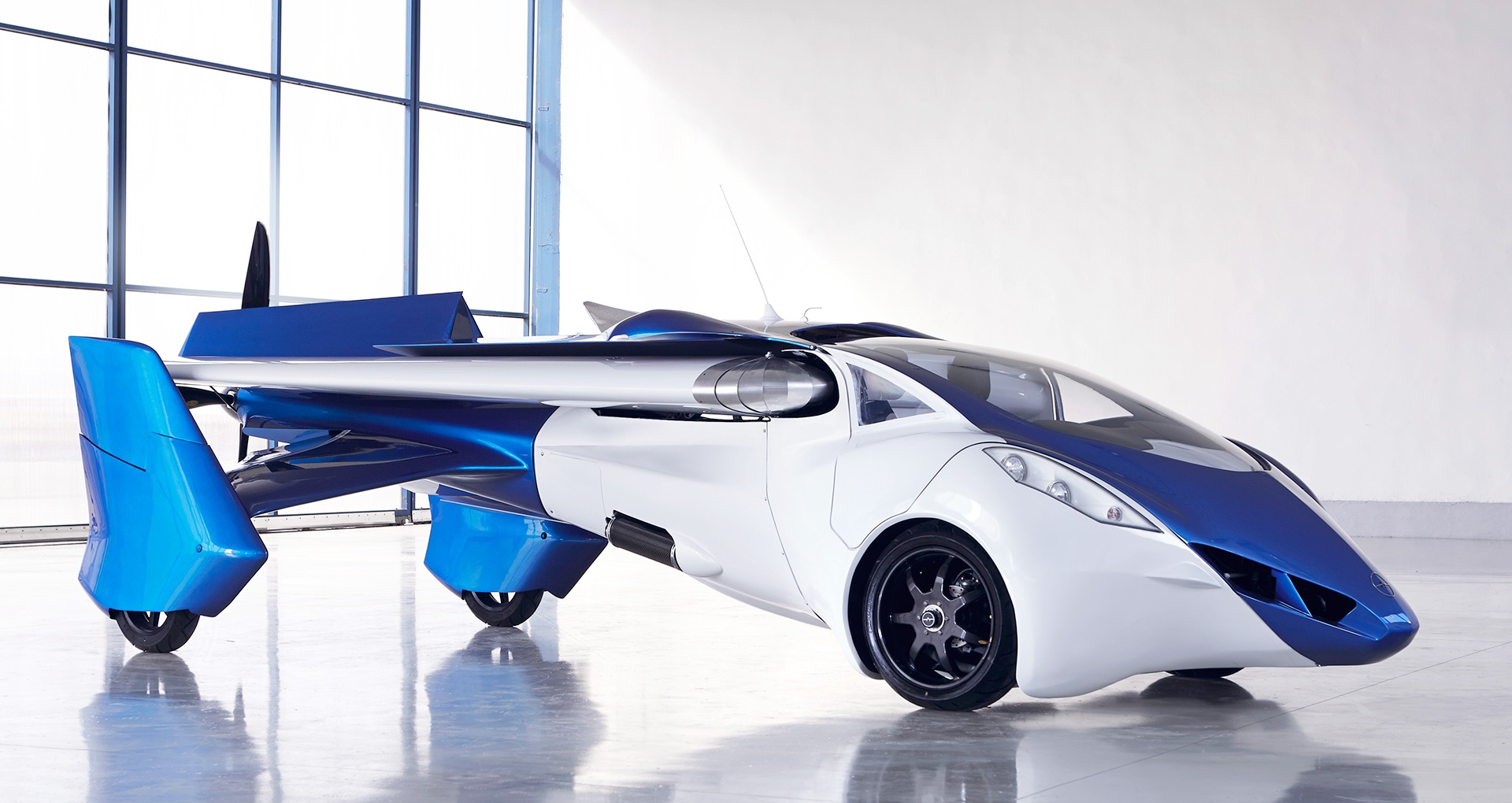 Slovak project AeroMobil