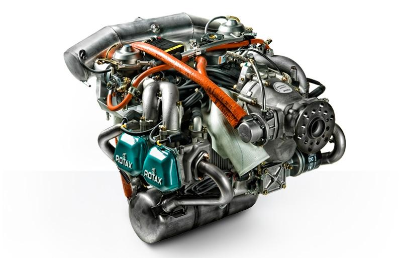 AeroMobil 3.0 engine
