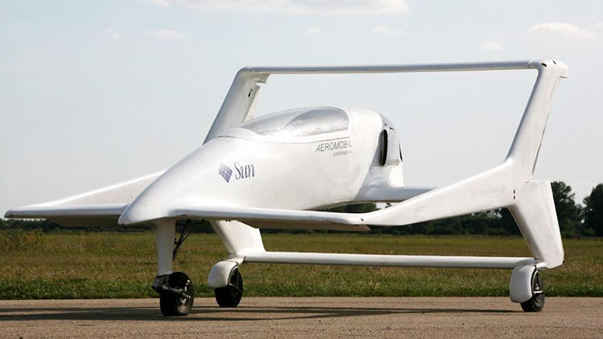 AeroMobil 1.0