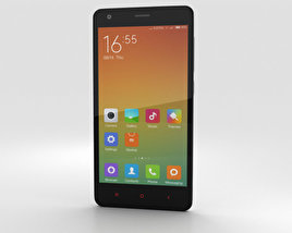 3D model of Xiaomi Redmi 2 White