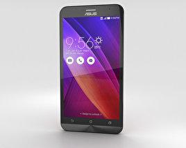 Asus Zenfone 2 Glamor Red 3D model