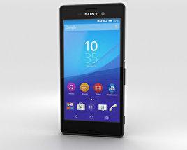 Sony Xperia M4 Aqua Black Modello 3D