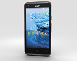 3D model of Acer Liquid Z410 Black