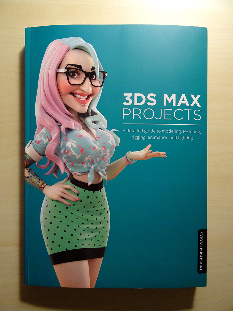 3ds Max Projects Book