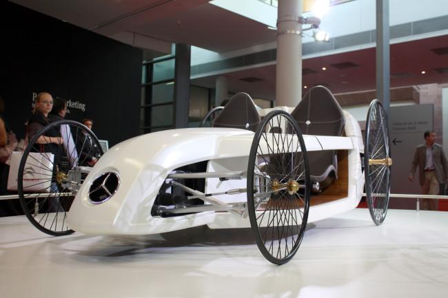 Mercedes-Benz prototype