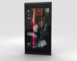 3D model of Jolla Keira Black