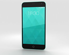3D model of Meizu M1 Mint