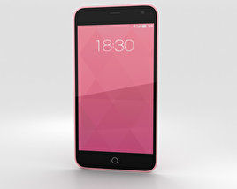 3D model of Meizu M1 Pink