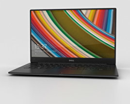 3D model of Dell XPS 13
